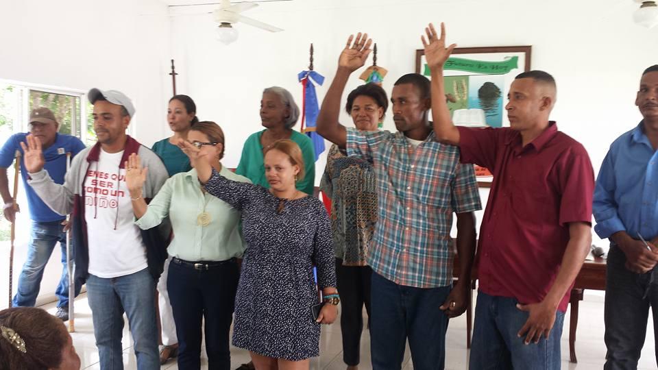 Asamblea General de la Asociación de Servidores Públicos
