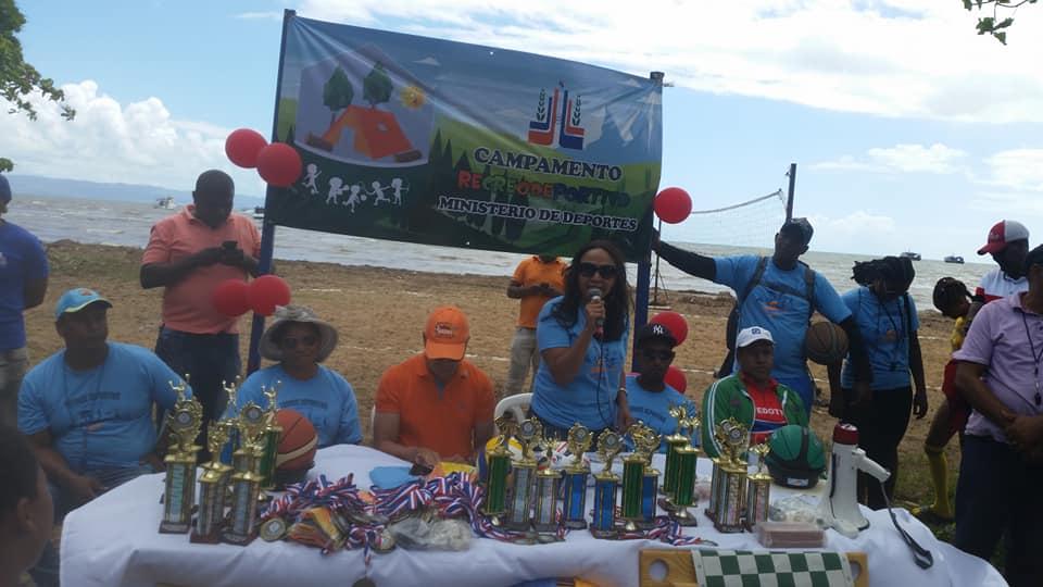 Celebración de Campamento  Deportivo Semana Santa (2019)