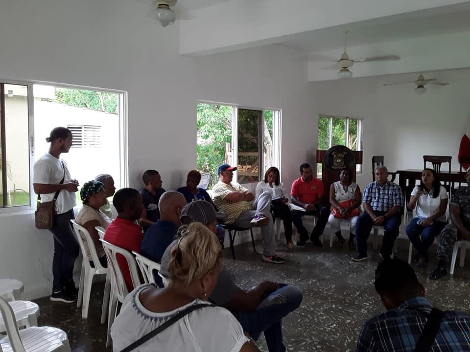 Reunión de la de la Mesa Local