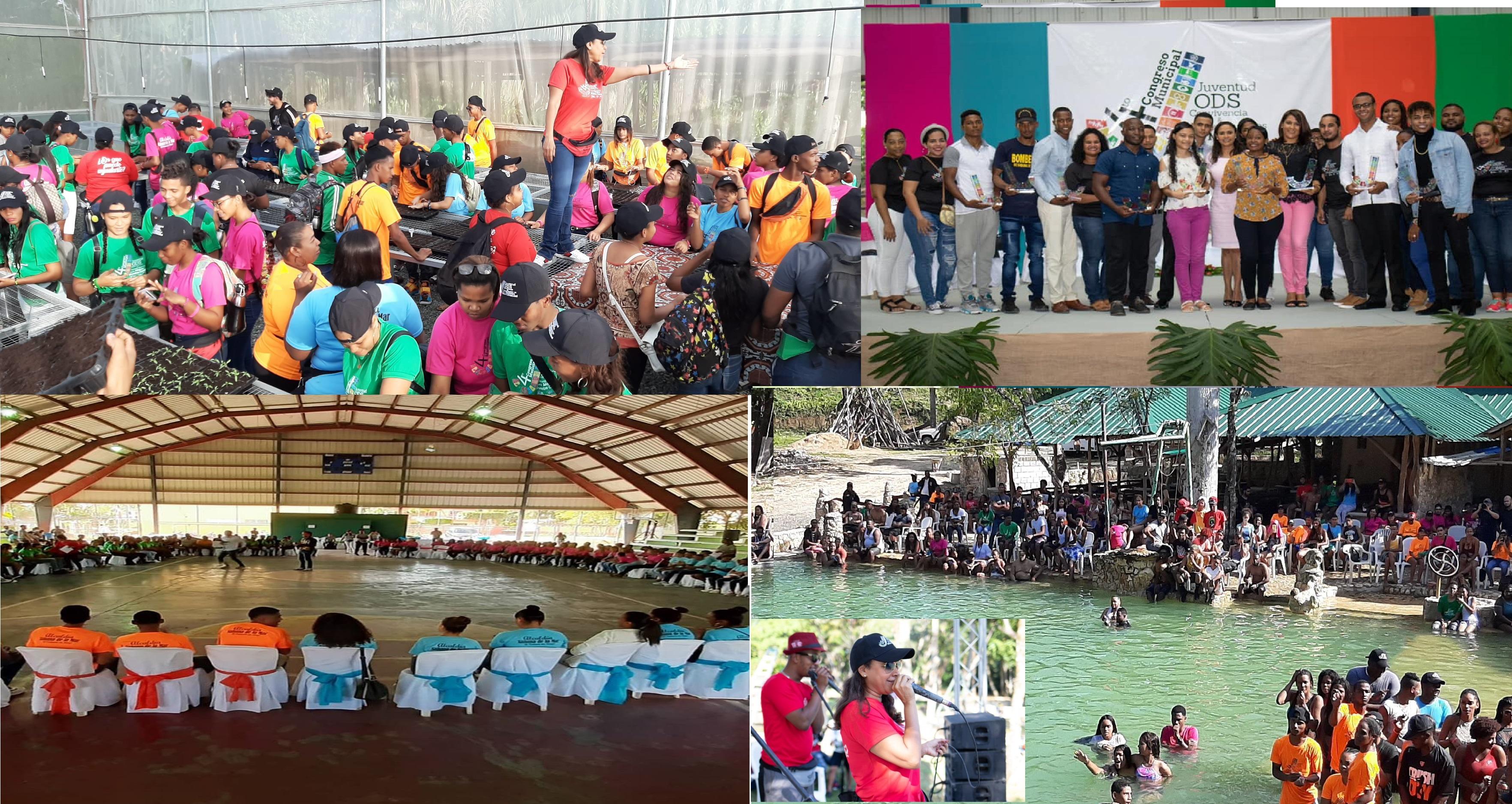 4to Congreso Municipal Juventud, ODS, Convivencia y Valores Positivos para Mejorar Nuestra Comunidad
